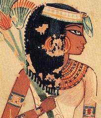 femme Médecin égyptienne