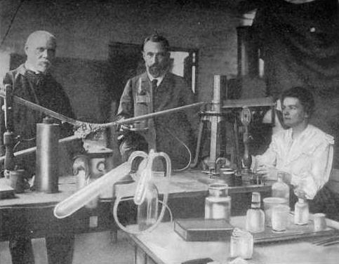 Pierre et Marie Curie Labo