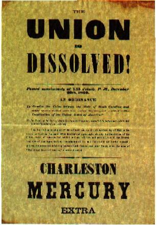 Rupture de l'Union
