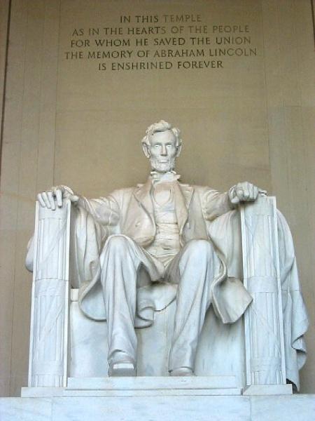 AbrahamLincoln Memorial
