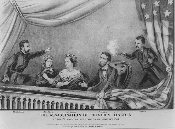 Assassinat d'Abraham Lincoln