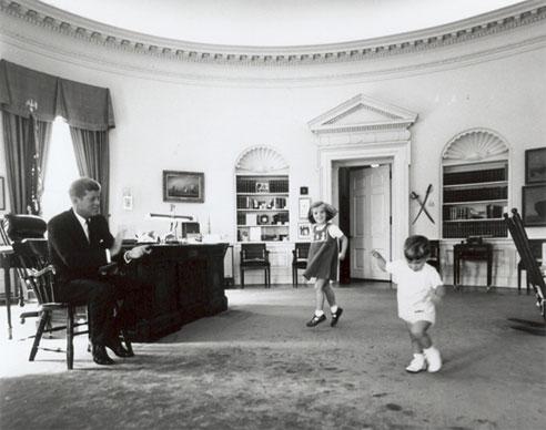 John Fitzgerald Kennedy 1917 1963
