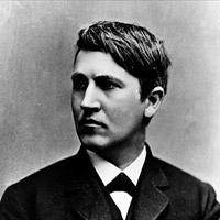 Thomas A Edison 1847 1931