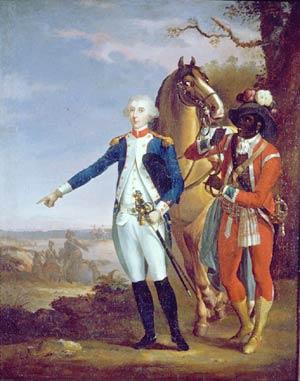 Lafayette et Armistead